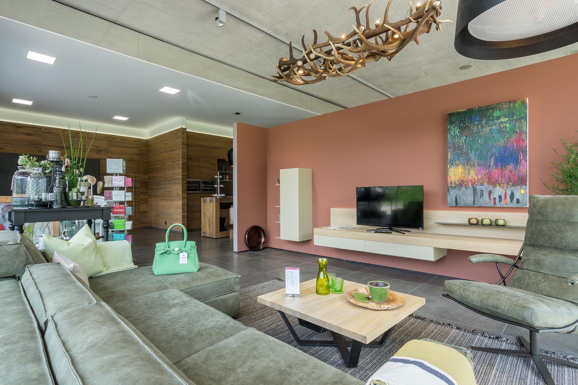 Farbe Raum Konzept Wohnräume Galerie - FARBE RAUM KONZEPT - Margit ...